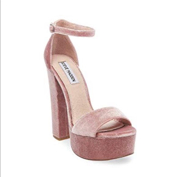Steve Madden Gonzo Platform Sandal In